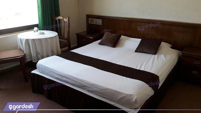 اتاق دو تخته دبل  هتل صدف