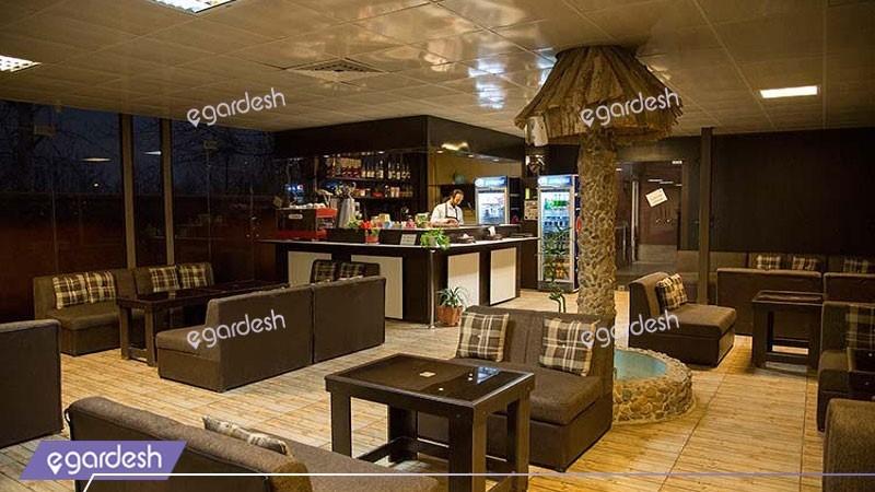 کافی شاپ هتل ایرانیان