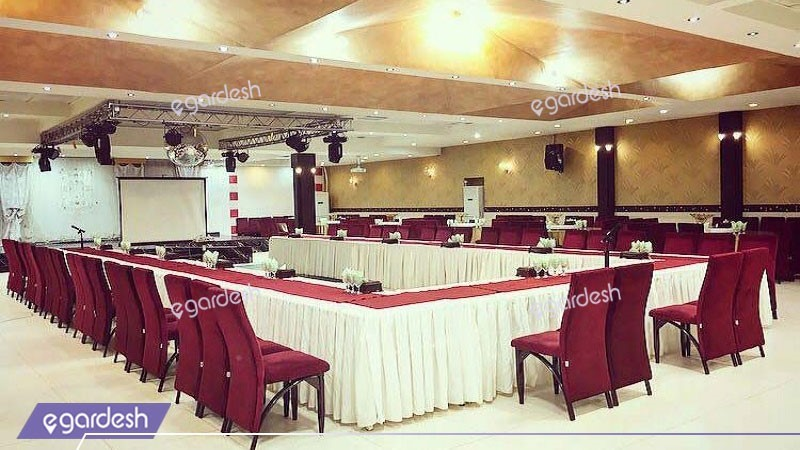 اتاق کنفرانس هتل ایرانیان