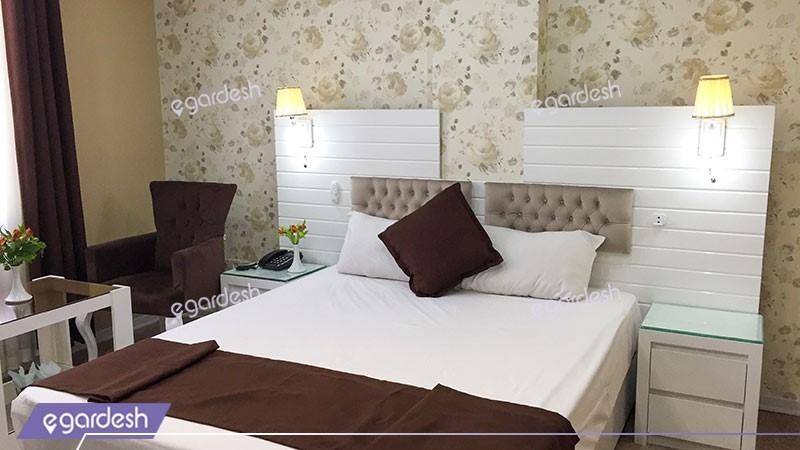 اتاق دو تخته دبل هتل ایرانیان