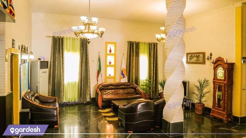 لابی هتل آپادانا