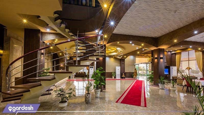 لابی هتل آرتا