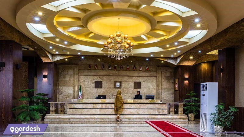 پذیرش هتل آرتا