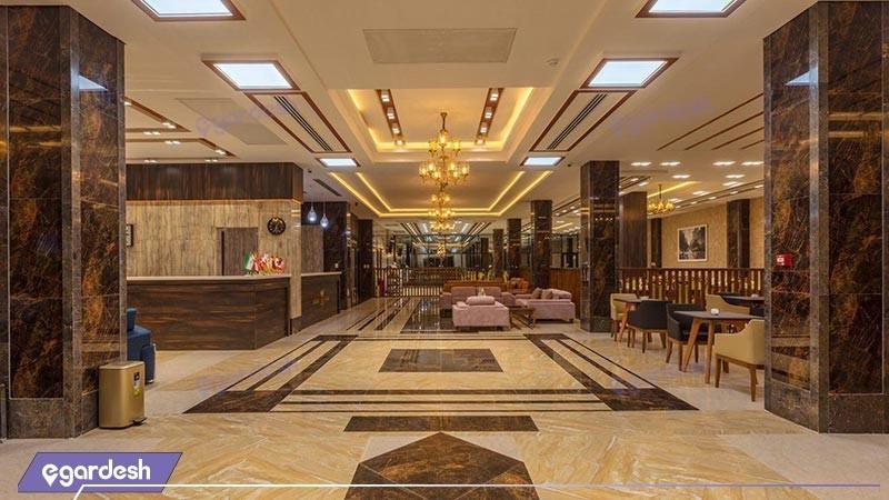 لابی هتل آتامان