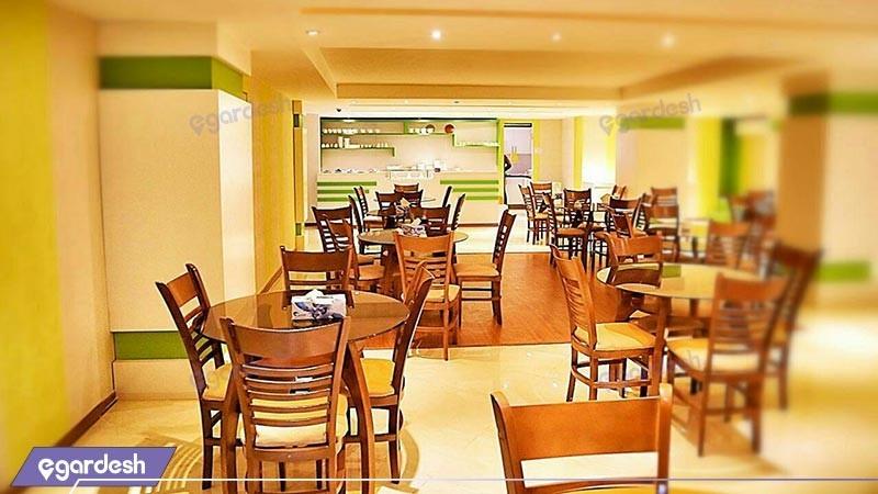 رستوران هتل کیمیا4