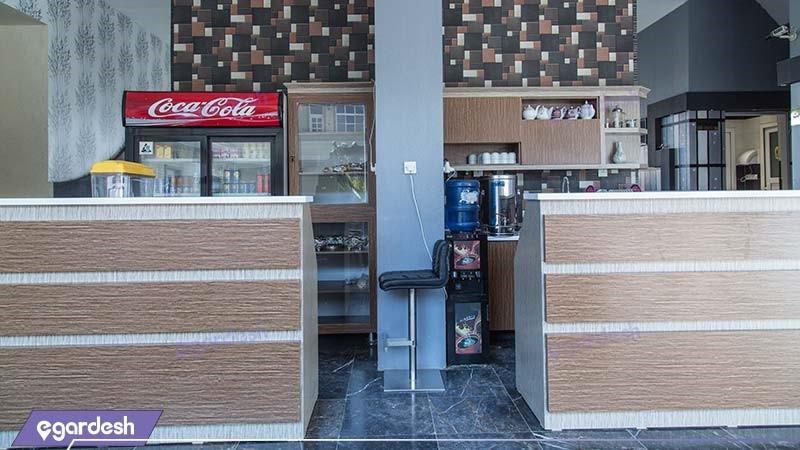 کافی شاپ هتل مارینا 1
