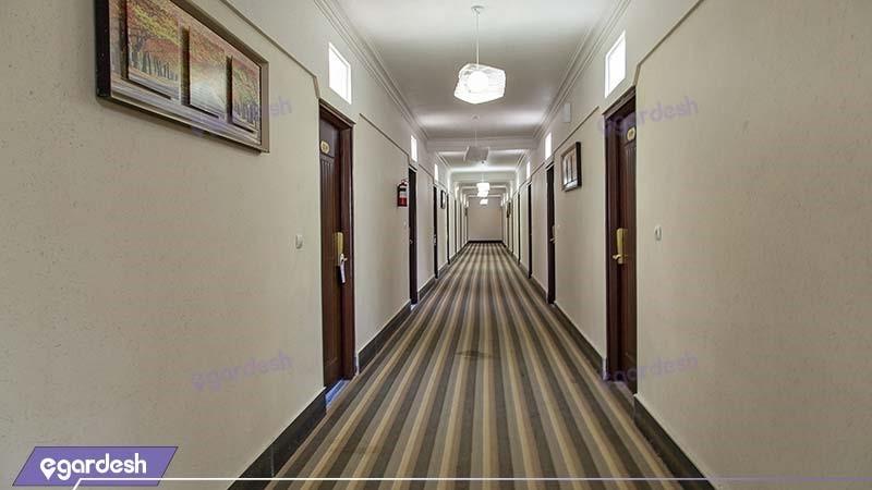 راهرو هتل مارینا 1