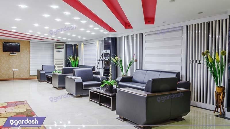 لابی هتل مارینا 2