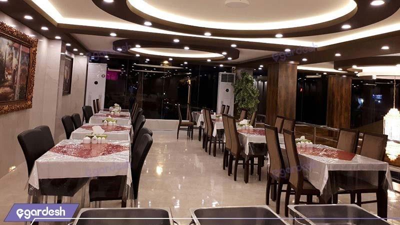 رستوران هتل الوند2