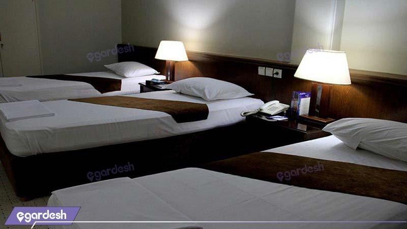 اتاق سه نفره هتل الوند2