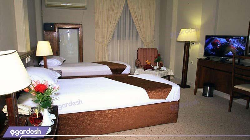 اتاق دو نفره هتل الوند2