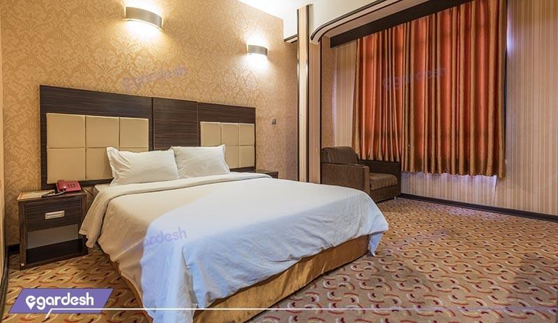 اتاق دو تخته دبل  هتل کریمه