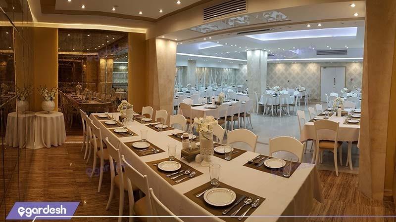 رستوران هتل المپیک قم