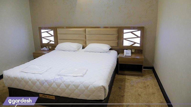 اتاق دو تخته دبل  هتل هیلان
