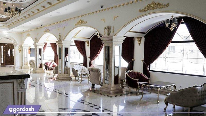 لابی هتل هیلان