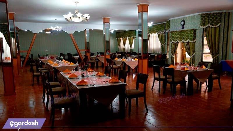 رستوران مهمانسرای جهانگردی رفسنجان
