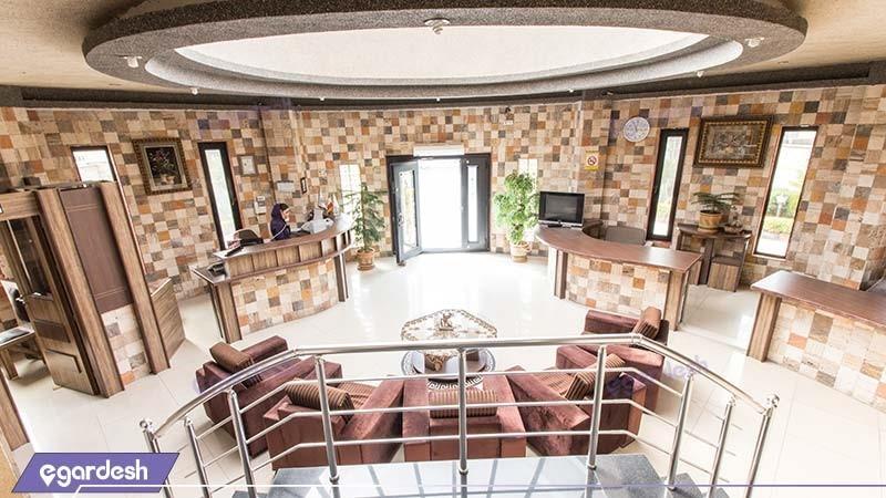 لابی هتل آپارتمان لیان