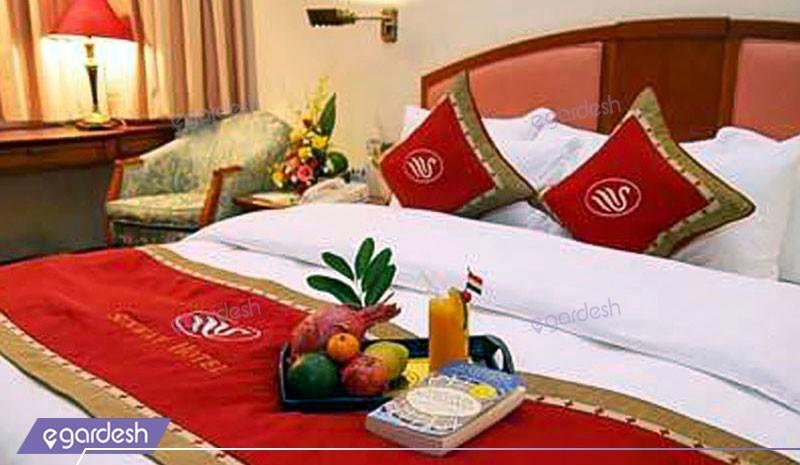 اتاق دو تخته هتل شادی