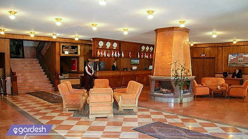 لابی هتل شادی