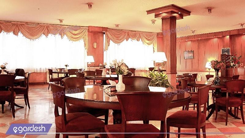 رستوران هتل شادی