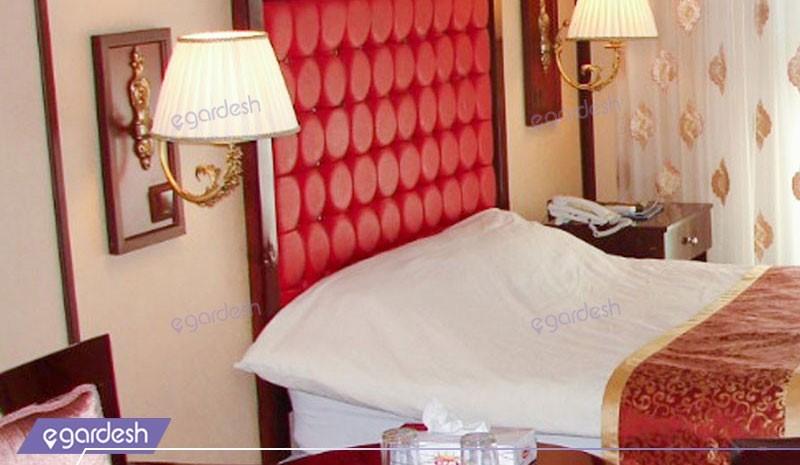 اتاق یک تخته هتل شادی