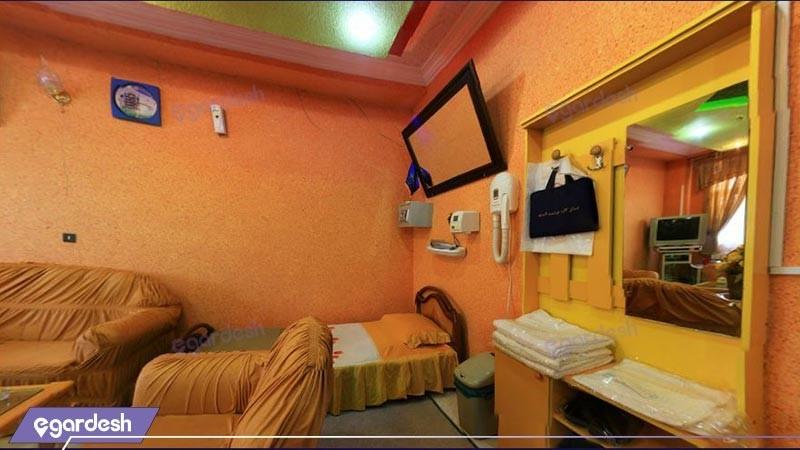 آپارتمان هتل اترک