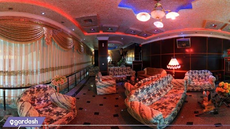 رستوران هتل اترک