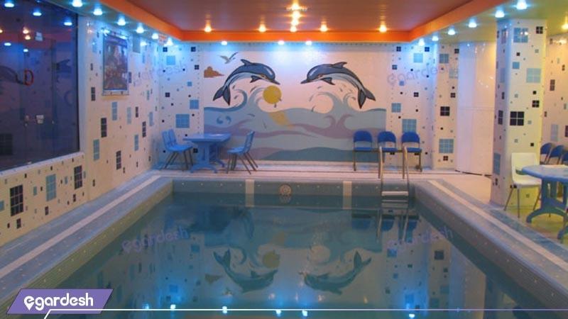 استخر هتل اترک