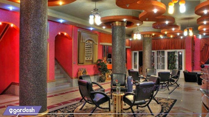 لابی هتل اورانوس