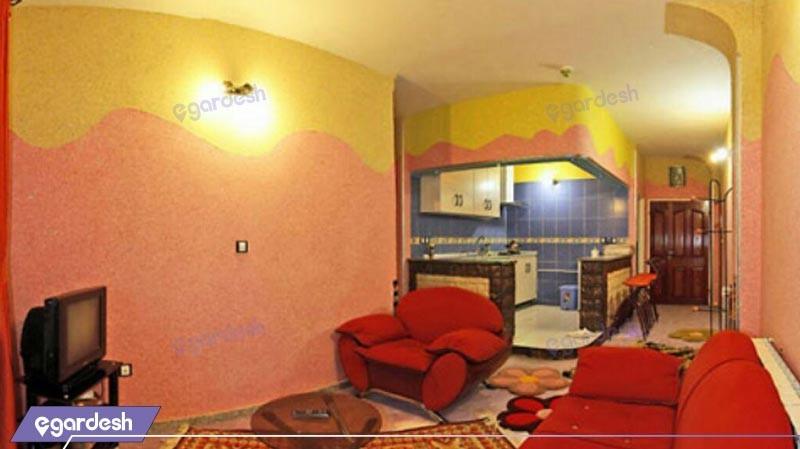 آپارتمان سه خوابه هتل اورانوس