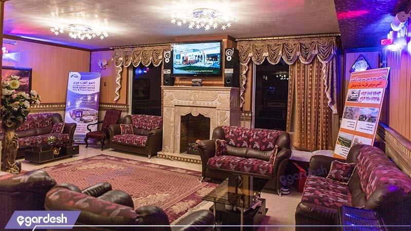 لابی هتل بوستان