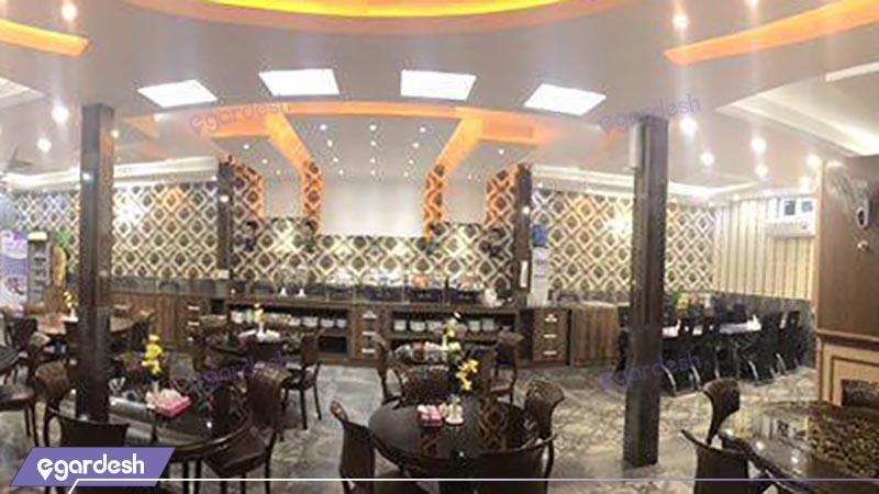 رستوران هتل بوستان