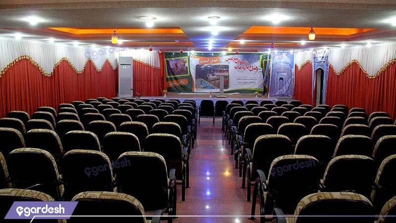 سالن کنفرانس هتل خلیج فارس رضوان