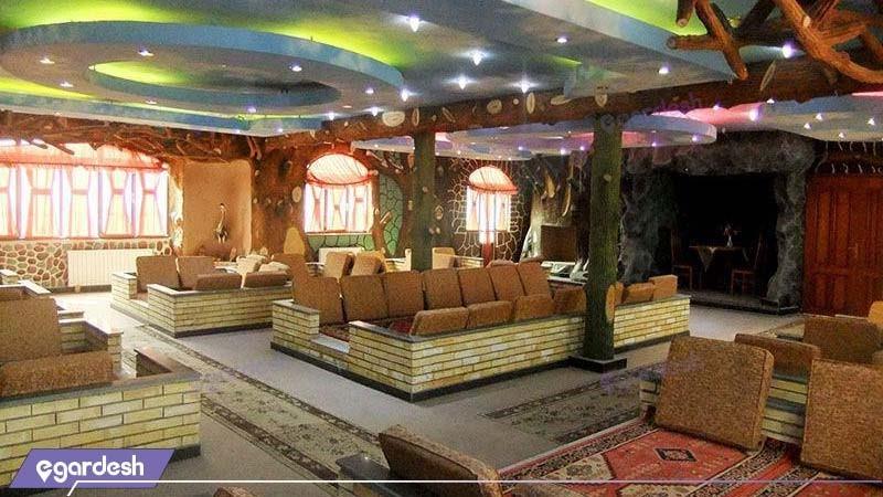 رستوران سنتی هتل خلیج فارس رضوان
