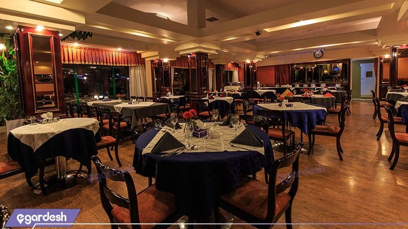 رستوران هتل بین المللی لاله سرعین