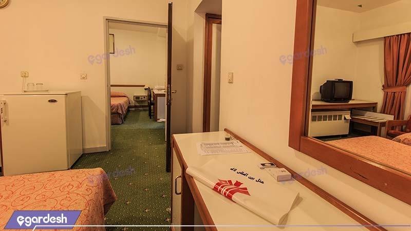 سوئیت هتل بین المللی لاله سرعین