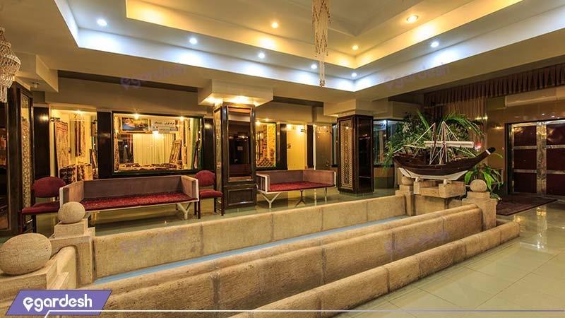 چای خانه هتل بین المللی لاله سرعین