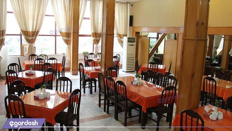 رستوران هتل نارنج