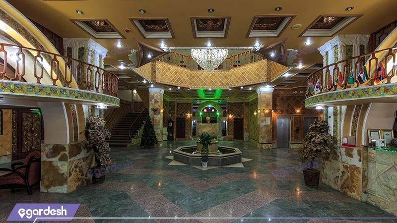 لابی هتل نوید