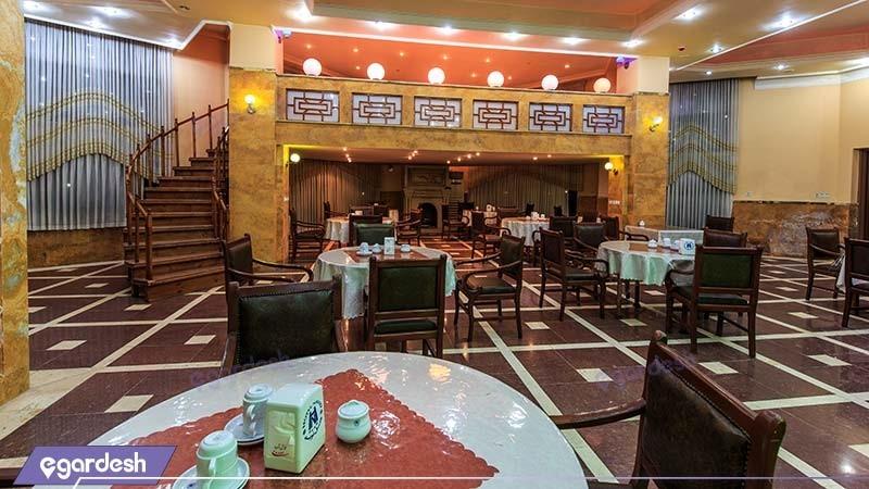 رستوران هتل نوید