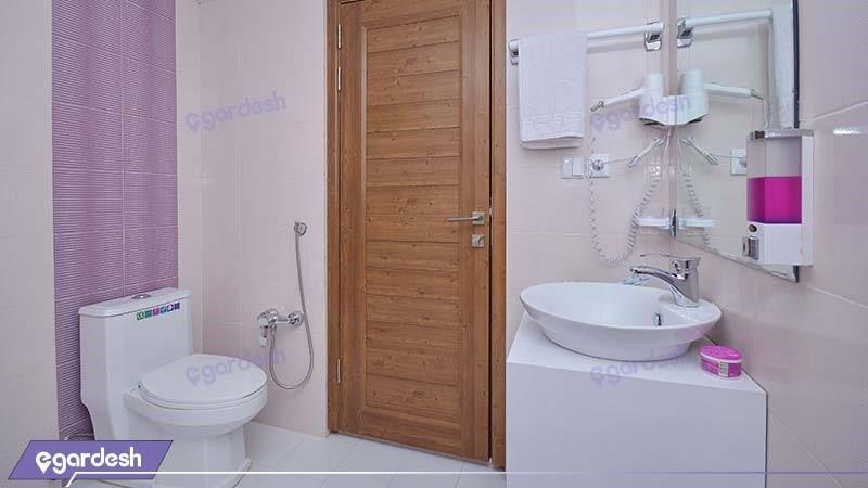سرویس بهداشتی هتل پولادکف