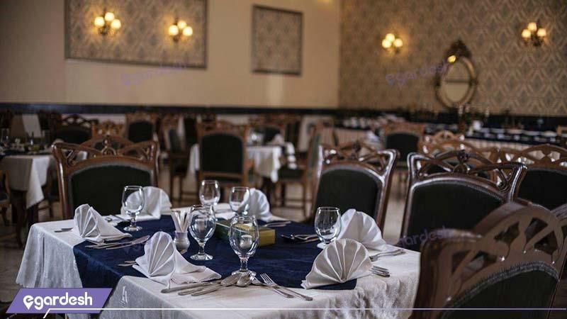 رستوران هتل آریو برزن