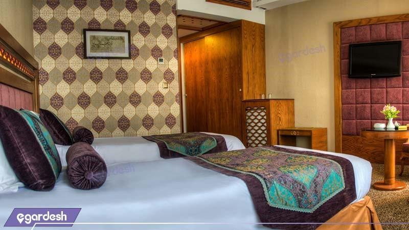 اتاق دو نفره هتل آریو برزن