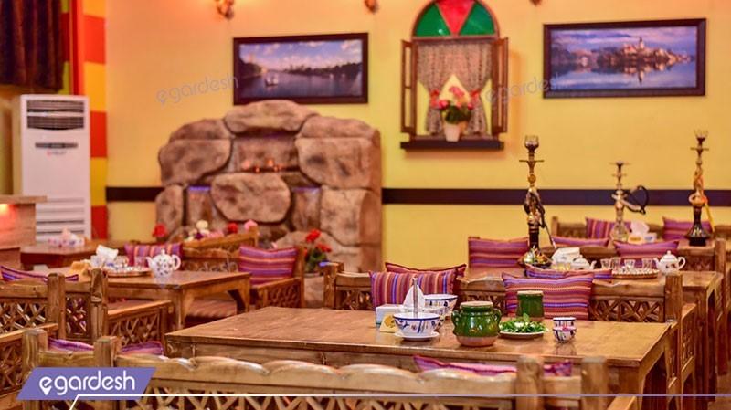 رستوران سنتی هتل اطلس