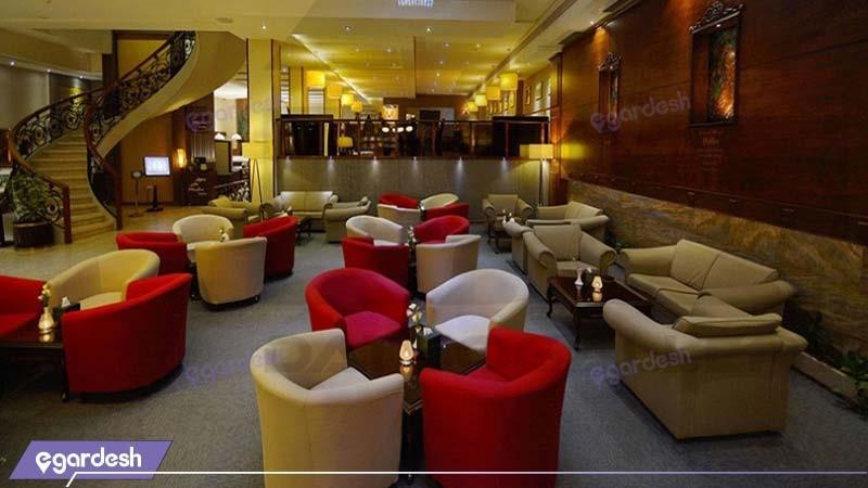 لابی هتل الیزه شیراز