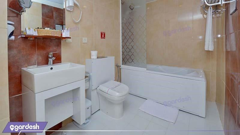 سرویس بهداشتی هتل الیزه