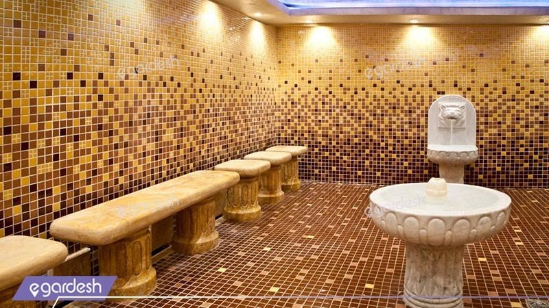 سونا بخار هتل بزرگ