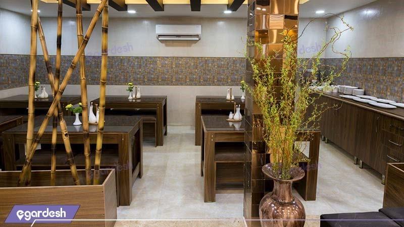 رستوران هتل کیوان