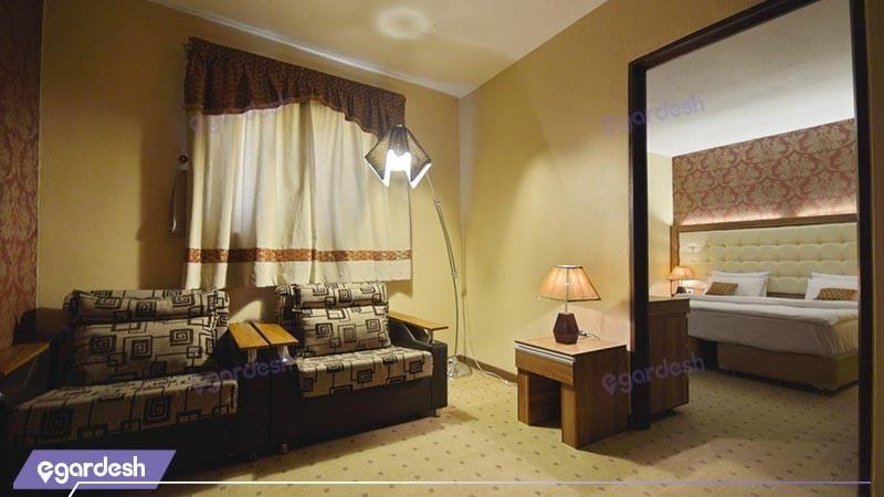 سوئیت هتل لطفعلی خان