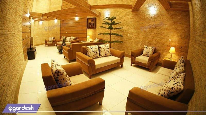 لابی هتل نصیرالملک شیراز